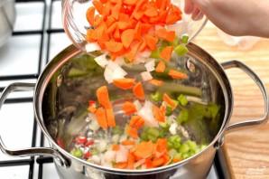 Суп с перловой крупой - фото шаг 1