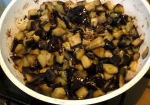 Баклажаны, жаренные с чесноком и сметаной - фото шаг 2