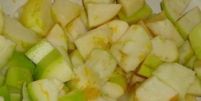 Варенье из ананасовых яблок - фото шаг 1
