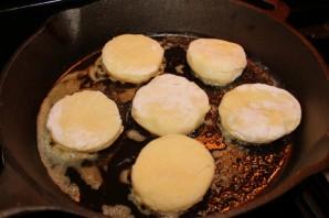 Блинчики из картофельного пюре  - фото шаг 9