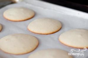 Печенье в шоколадно-медовой глазури - фото шаг 3
