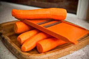 Морковный салат по-корейски - фото шаг 1