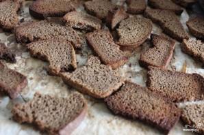 Квас в домашних условиях из ржаного хлеба - фото шаг 1