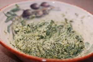 Равиоли со шпинатом и сыром - фото шаг 2