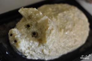 Пирог с капустой и картошкой - фото шаг 4
