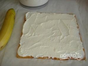 Пирог из печенья и творога без выпечки - фото шаг 3