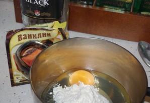 Брауни с мороженым - фото шаг 2