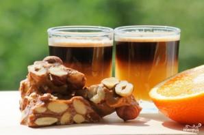 Кофе с апельсиновым соком - фото шаг 5