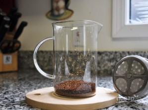 Французский кофе - фото шаг 1