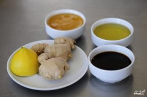 Имбирный соус для курицы - фото шаг 1