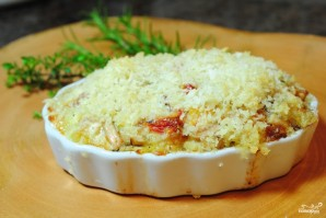 Итальянский салат с курицей - фото шаг 7