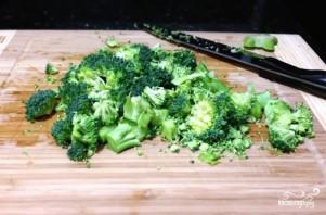 Диетический суп из брокколи - фото шаг 1