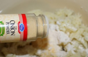 Блинчики из картофельного пюре  - фото шаг 2