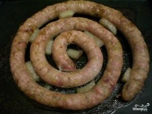 Домашняя колбаса из индейки - фото шаг 8