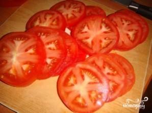 Баклажаны с помидорами и сыром - фото шаг 5