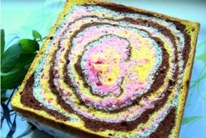"""Торт """"Квадратный"""" - фото шаг 13"""