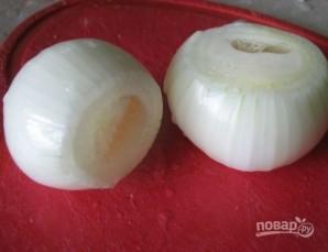 Макароны со сливочным чесночно-грибным соусом - фото шаг 1