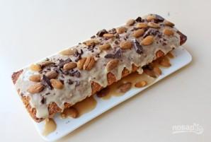 Кофейно-ореховый кекс - фото шаг 8