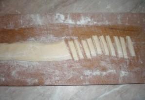 Чеченские галушки - фото шаг 4