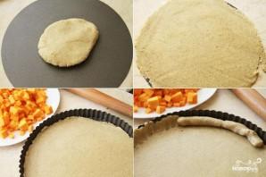 Тыквенно-творожный пирог - фото шаг 8