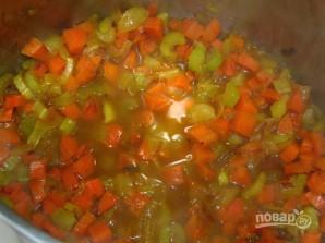 Суп-пюре из цветной капусты с куркумой - фото шаг 5