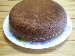 Торт черносливовый - фото шаг 11