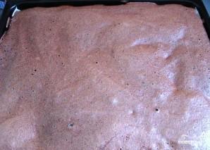 Шоколадный торт без муки - фото шаг 3