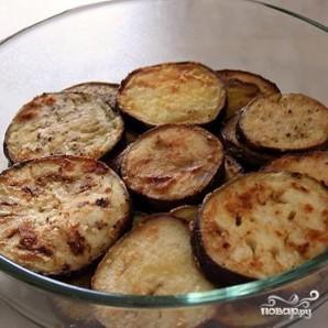 Баклажаны с сыром - фото шаг 3
