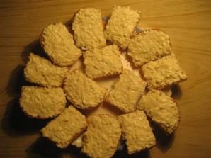 Бутерброды со шпротами и чесноком - фото шаг 2