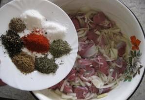 Вкусный шашлык из баранины - фото шаг 2