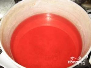 Кисель из красной смородины - фото шаг 3