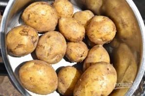 Картофель к праздничному столу - фото шаг 4