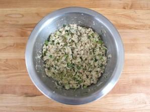 Быстрый салат с тунцом - фото шаг 2