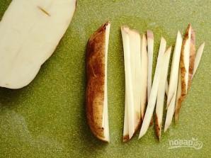 Домашний картофель фри - фото шаг 2