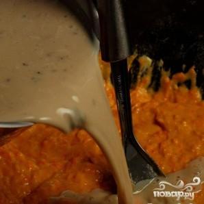 Пирог из тыквы - фото шаг 5