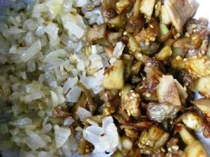 Баклажаны, фаршированные мясом, в мультиварке - фото шаг 2