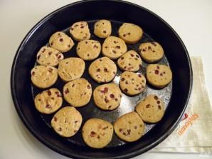 Печенье со смородиной - фото шаг 9