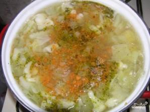 Суп-пюре из капусты - фото шаг 2
