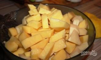 Картофель с мясом - фото шаг 3
