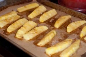 Тарталетки с ананасом и сыром - фото шаг 7