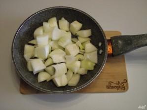 Сырный суп из плавленых сырков - фото шаг 4