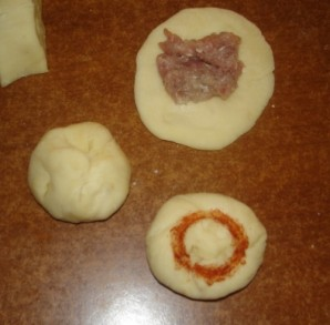 Пироги на пару - фото шаг 2