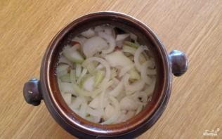 Рыба с картошкой в горшочке - фото шаг 6