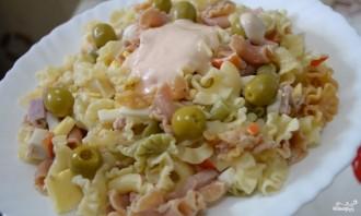 Испанский салат - фото шаг 5