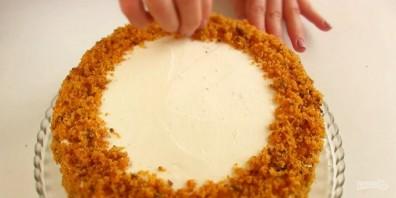 Морковный бархатный торт - фото шаг 7