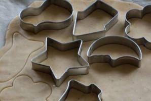 Новогоднее пряное печенье с кардамоном - фото шаг 6