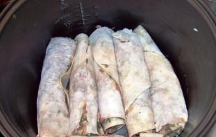 Мясо в тесте в мультиварке - фото шаг 3