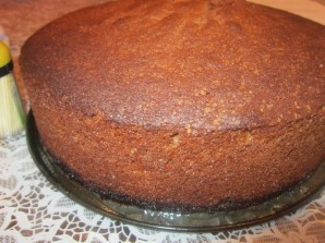 Черничный пирог с шоколадом - фото шаг 5