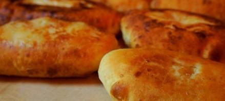 Пирожки с картошкой без дрожжей - фото шаг 7