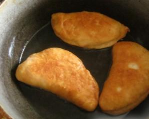 Постные жареные пирожки - фото шаг 5